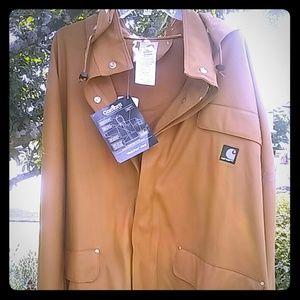 Carhartt work-flex waterproof and wind resist coat